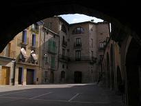 Plaça Major (Copons, Països Catalans)