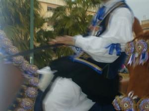 Sa Sartiglia 2009 (Aristanis, Sardìnnia)