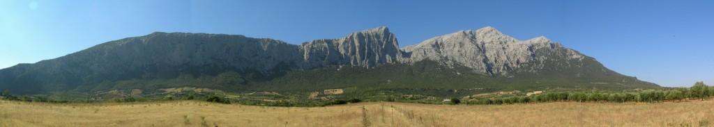 Monte  Corrassi (Sardenya)