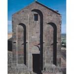 Façana de Santa Maria de Bonacattu (Sardenya)