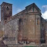 Exterior de Santa Maria de Bonacattu (Sardenya)