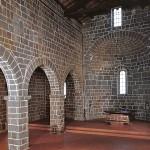 Interior de Santa Maria de Bonacattu (Sardenya)