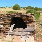 Aixopluc de pedra al serrat de Pratprimer (Alt Urgell, Països Catalans)