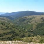 Una preciosa vista de la vall del riu Solans (Alt Urgell, Països Catalans)
